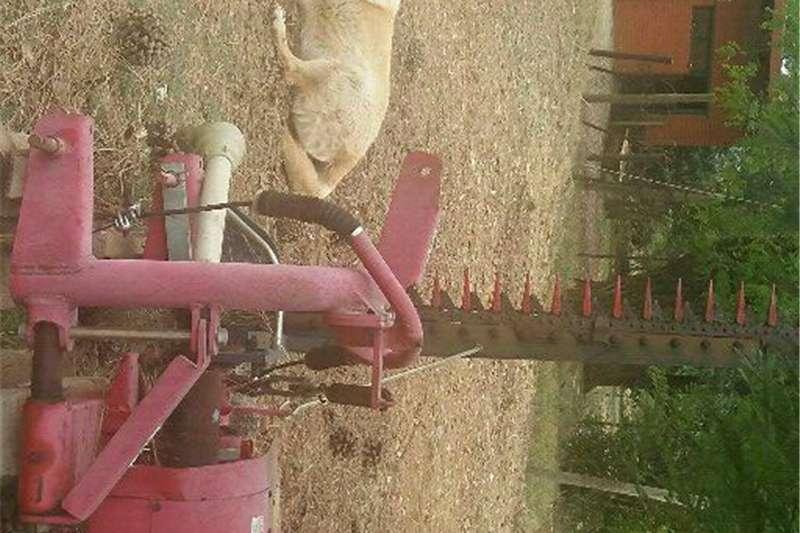 Mowers Sekel lem snyer Hay and forage