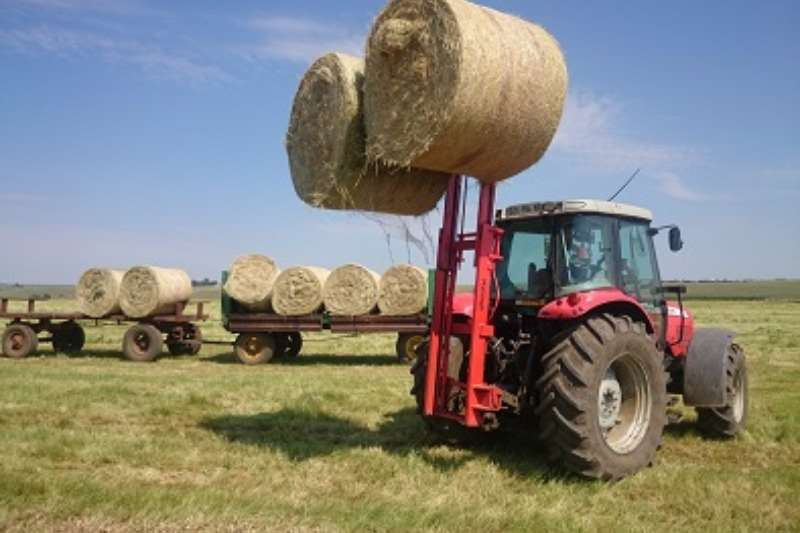 Myburgh Toerusting Baal penne Hay and forage