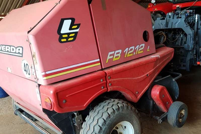 Hay and Forage Other Balers Laverda FB 12,12 Baler 0