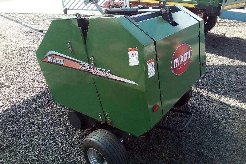 Hay and Forage Other Balers New Ry Agri mini round baler 2017