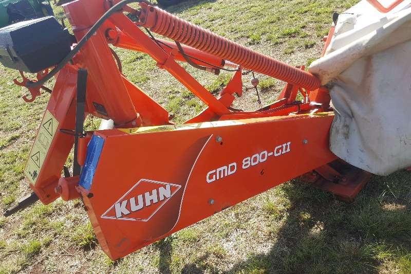 Other Disc mowers Kuhn GMD 800 Hay and forage