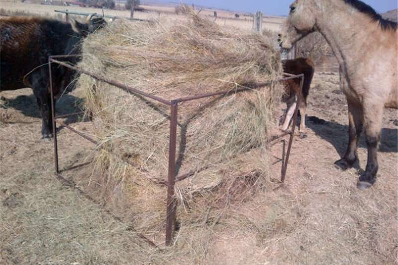 Other hay and forage Eragrostis bales 1,2m Hay and forage