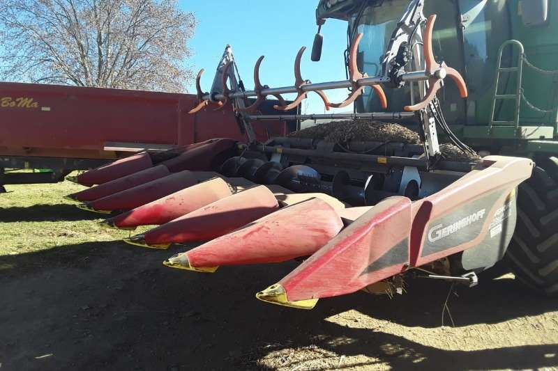 Other hay and forage Gerringhof 6 row x 76cm with drop lifter Hay and forage