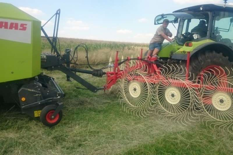 Other Rakes Harke Hay and forage