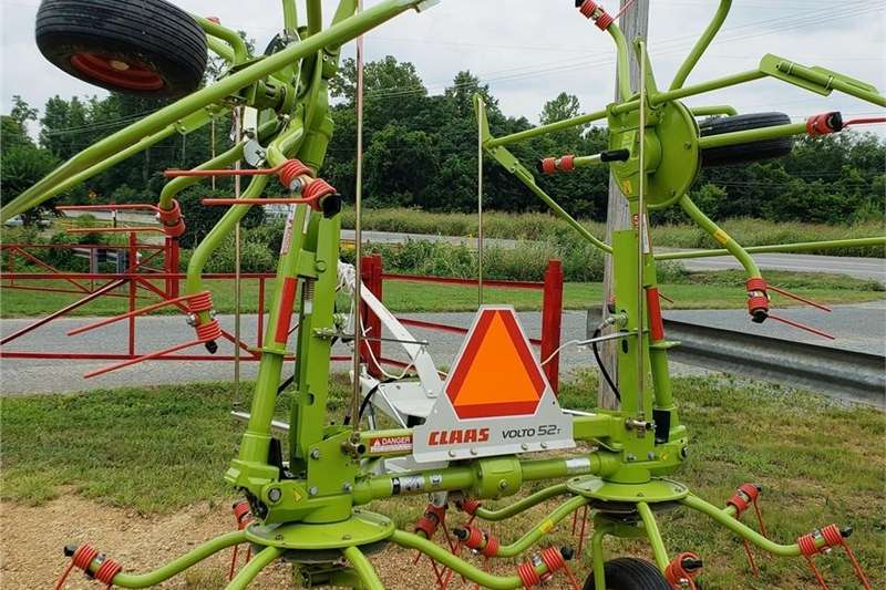 Hay and Forage Rakes CLAAS VOLTO 52T For Sale