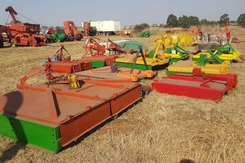 Hay and Forage Slashers 1.5m slashers