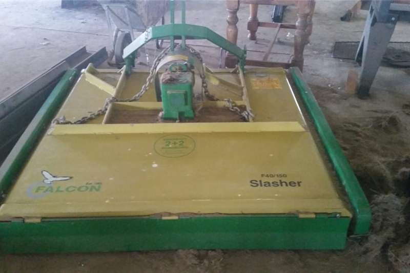 Slashers Falcon slasher for sale Hay and forage