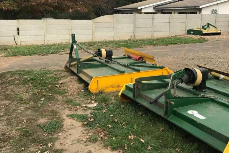 Hay and Forage Slashers Jubidex 1,8m