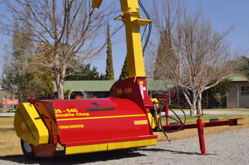 Hay and Forage Staalmeester Staalmeester Double Chop Forage Harvester 0