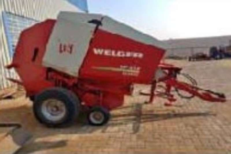 Welger Balers RP 202 Classic Hay and forage