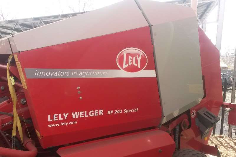 Welger Balers Welger 202 Special Hay and forage