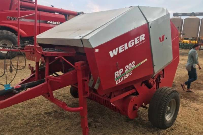 Welger Balers Welger RP 202 Hay and forage
