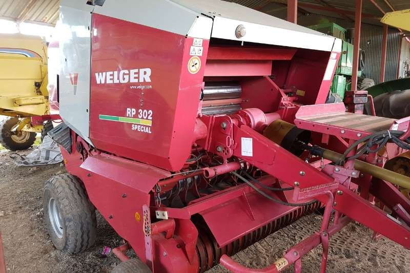 Hay and Forage Welger Balers Welger RP302 0