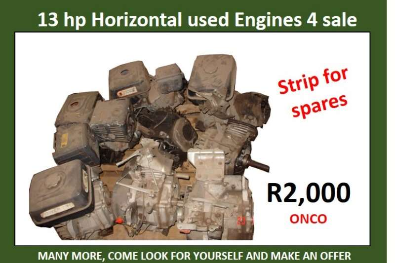Honda Engines SECOND HAND ENGINES FOR SALE. Strip for spares. Components and Spares