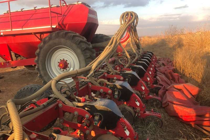 Horsch Horsch 12ry 91cm korrel planter Planting and seeding