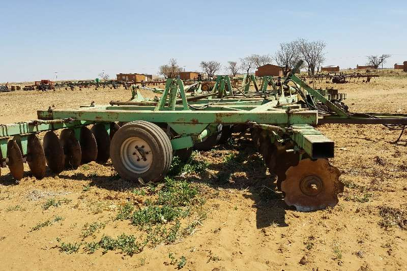Other hay and forage AGRICO 8 m DIS Hunting equipment