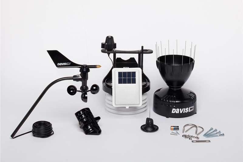 Automation Davis Vantage Pro2 Wireless Weather Station Irrigation