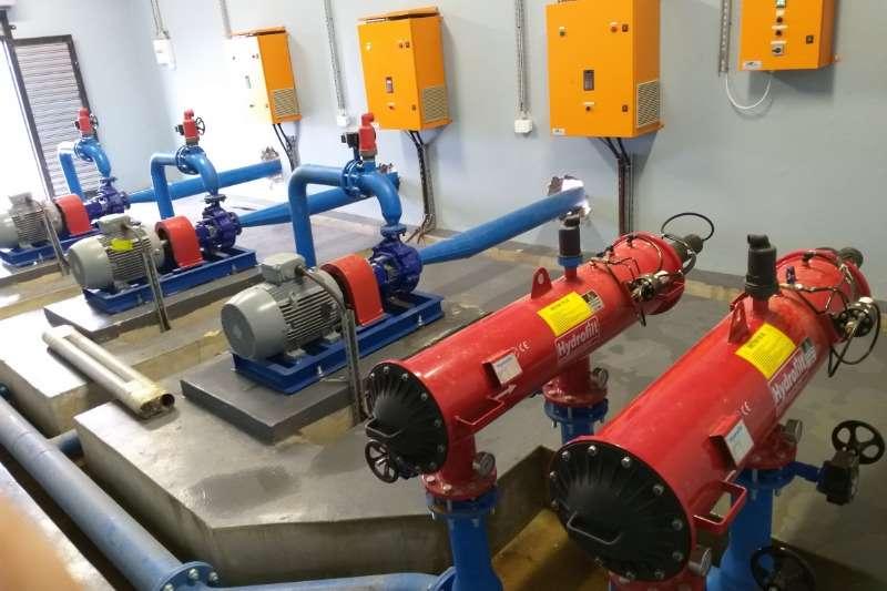 Automation Engineering Design of Irrigation systems Irrigation