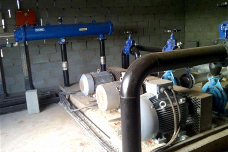Automation Irrigation Macadamia Irrigation