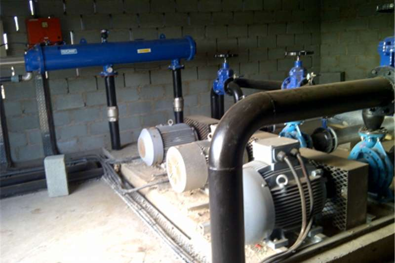 Automation Irrigation Macadamia Irrigation