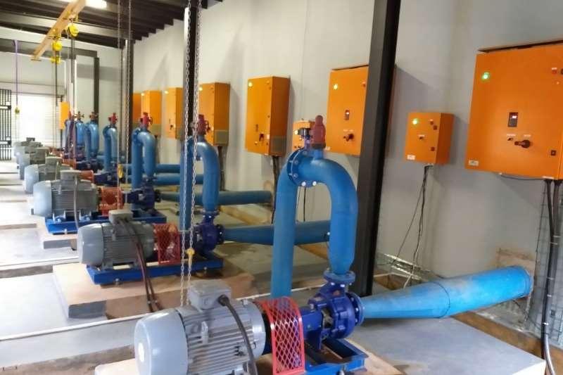 Automation Precision Farming, Automation & Fertigation Irrigation