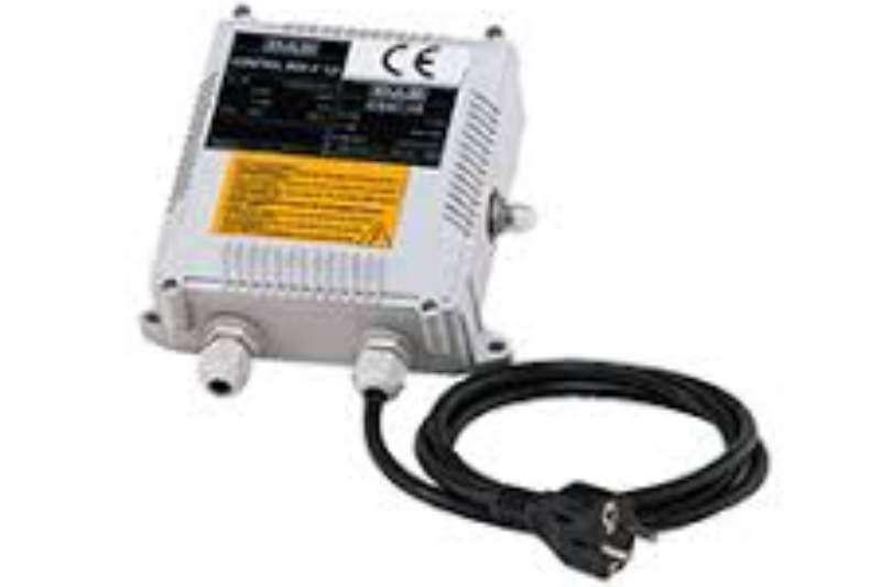 Irrigation BOORGAT POMP+MOTOR+KONTROLE BORD 0.55KW 220V 0