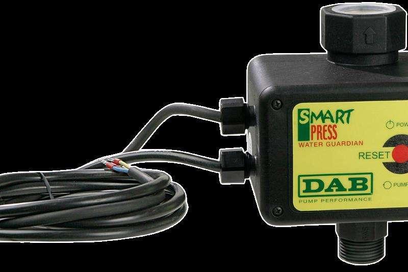Irrigation DAB SMART PRESS POMP KONTROLE 0