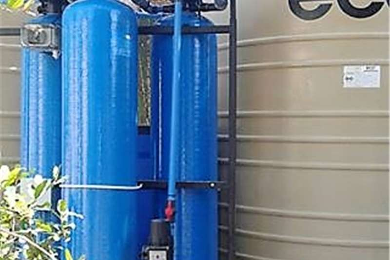 Irrigation filters Water Softener, IRON TREATMENT AND MORE Irrigation