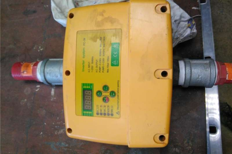 Irrigation pumps Pump Pressure VSD 1.5kw Irrigation