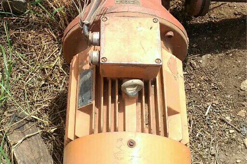 Irrigation pumps rapid pump7.5kw  motor plus pump good working cond Irrigation