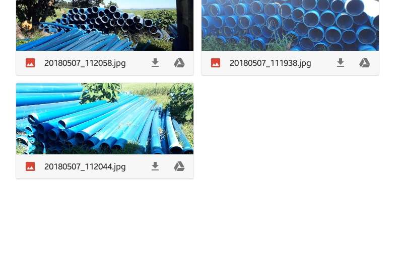 Irrigation Pipes and Fittings Pvc irrigation pipes