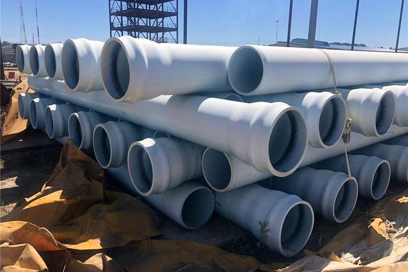 Irrigation Pipes and Fittings PVC Pipe 450mm class 16
