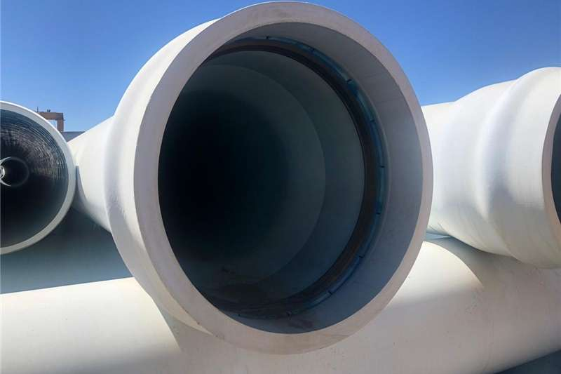 Pipes and fittings PVC Pipe 450mm class 16 Irrigation