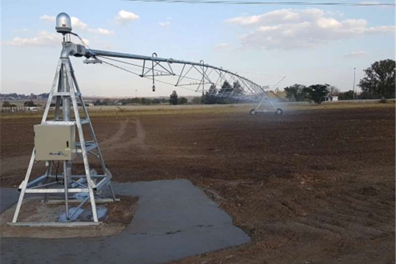 Sprinklers and pivots Center pivots Irrigation