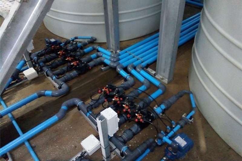 Sprinklers and pivots Farm irrigation Design and installation Irrigation