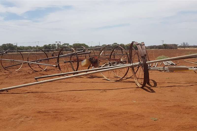 Sprinklers and pivots Linear line irrigation Irrigation