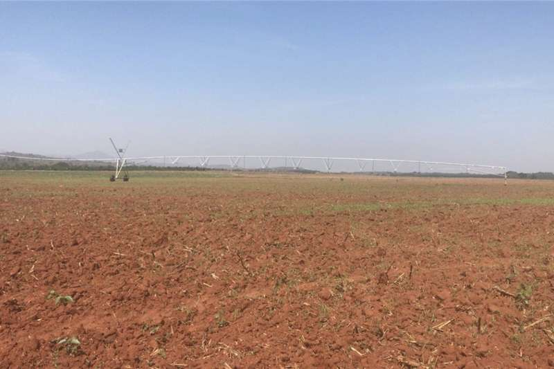 Irrigation Sprinklers and Pivots Pivot
