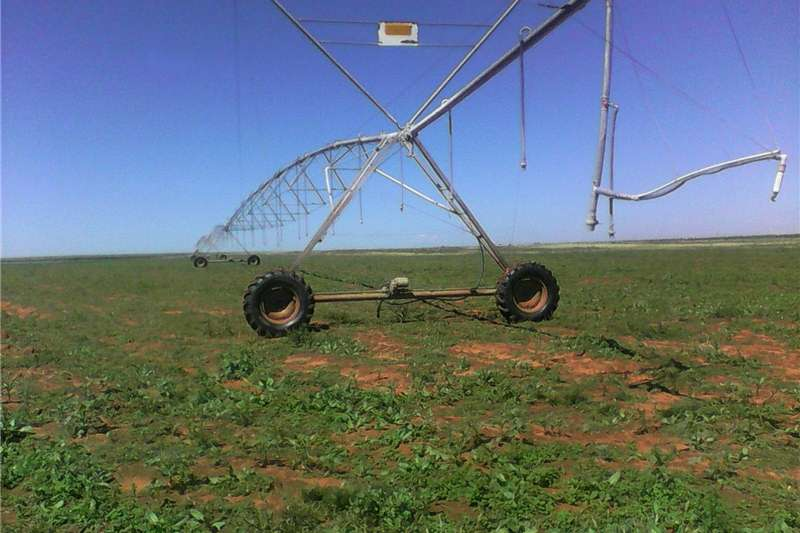 Sprinklers and pivots Pivots Irrigation