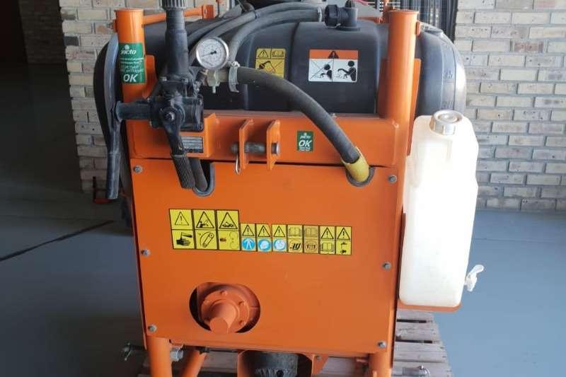 Jacto Sprayers and Spraying Equipment JACTO ARBUS 400