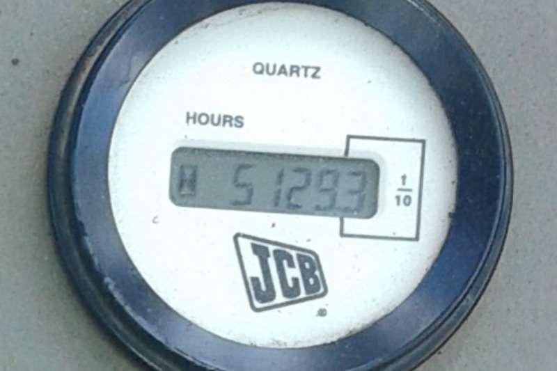 JCB JCB 926 4X4 ROUGH TERRAIN FORKLIFT Machinery
