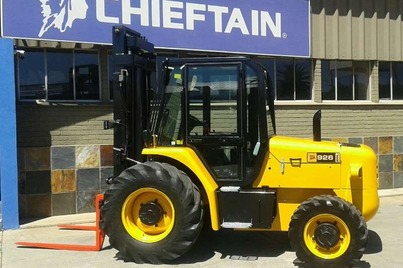 JCB Machinery JCB 926 4X4 ROUGH TERRAIN FORKLIFT 2007