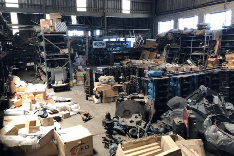 JCB Used Tractor Parts Other