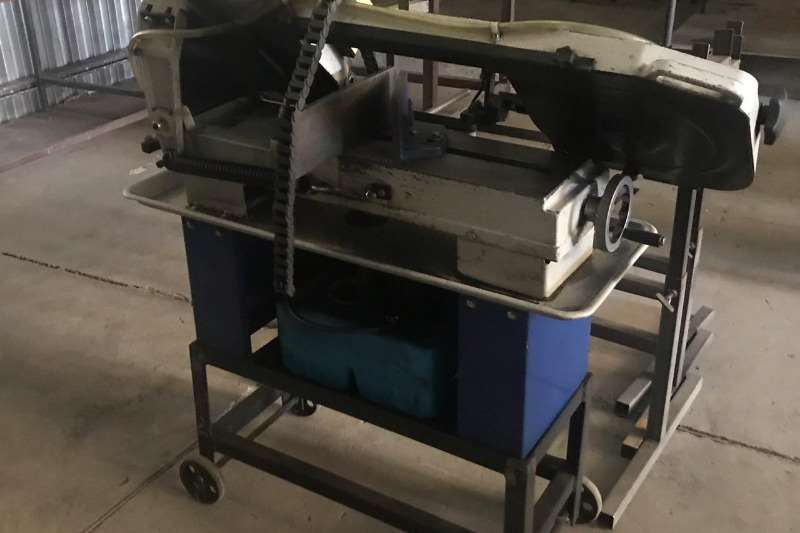 JCB Other WAYTRAIN ELECTRICAL BAND SAW WITH 3 X SUPPORTS