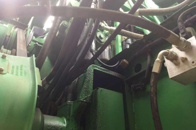 John Deere 9770 STS Combine harvesters and harvesting equipment