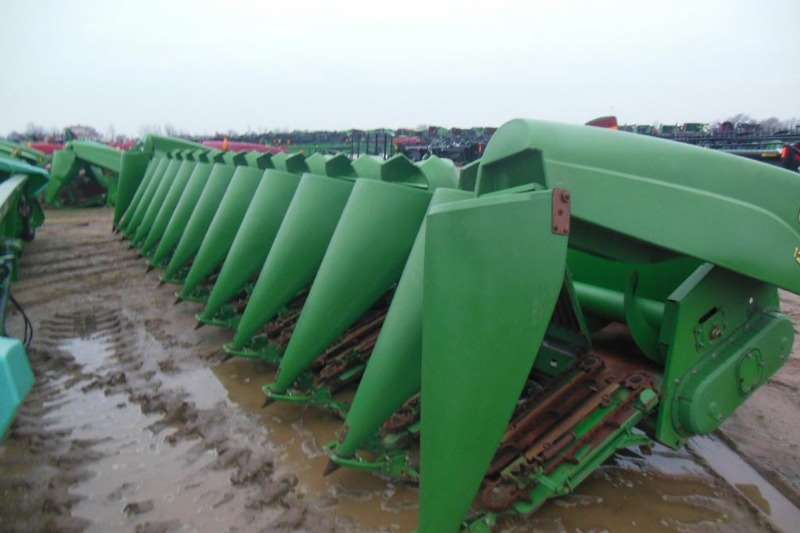 John Deere Maize heads John Deere 1293 Imported     Plukkerkop Combine harvesters and harvesting equipment