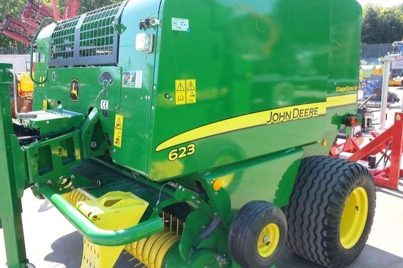 John Deere Balers 623 SILAGE SPECIAL BALER (SOLD) Hay and forage