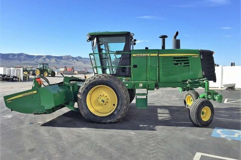 John Deere Hay and Forage Mower-Conditioners R450 WINDROWER (200HP)