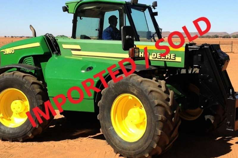 John Deere Other hay and forage 3200 TELEHANDLERS FOR AGRICULTURAL (SOLD) Hay and forage