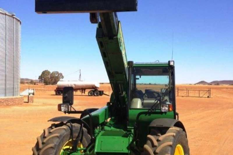 John Deere Hay and Forage Other Hay and Forage 3200 TELEHANDLERS FOR AGRICULTURAL (SOLD)