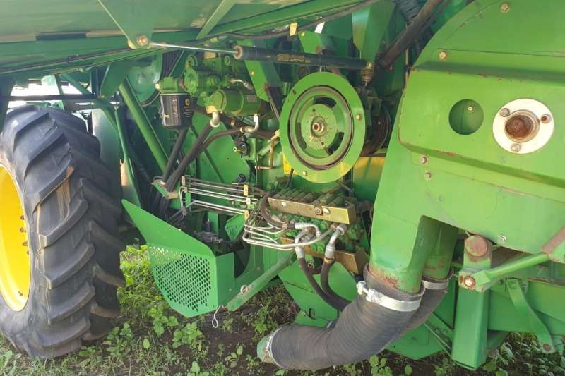 John Deere Other planting and seeding John Deere 1470 en 1550 Stroper 2x Planting and seeding